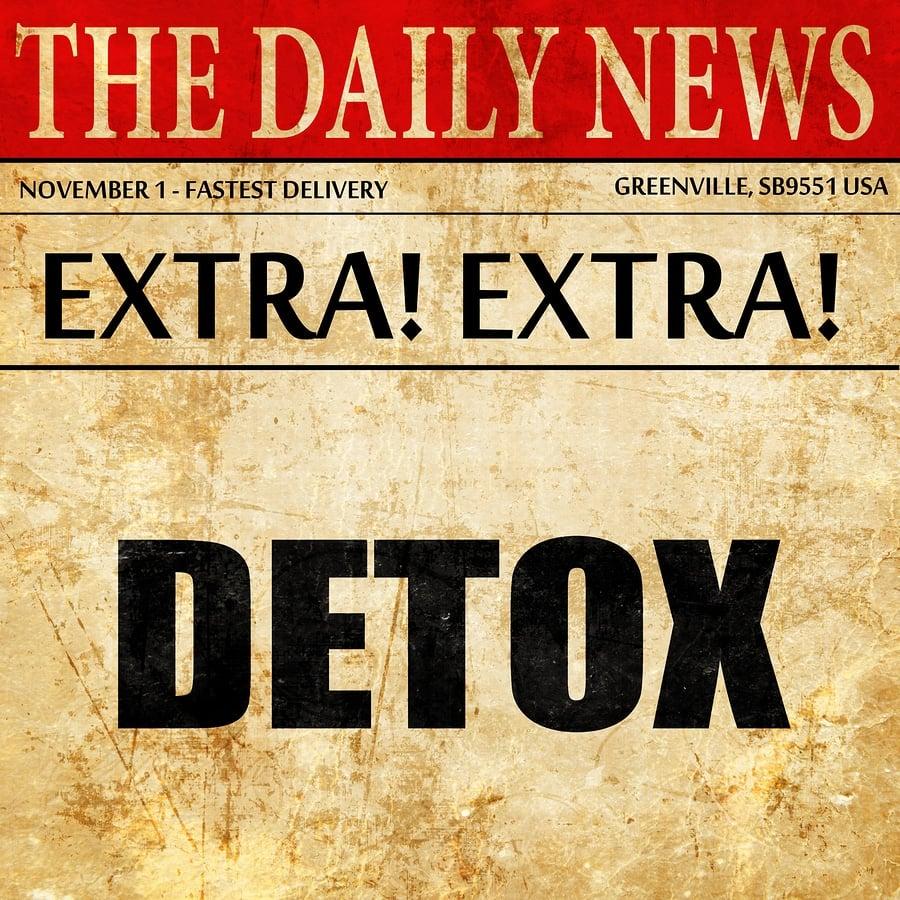 Detox News - Extra! Extra! Detox