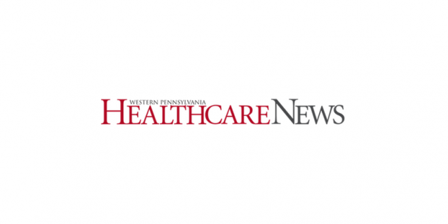 Healthcare news logo for article where clare waismann states never label people addicts